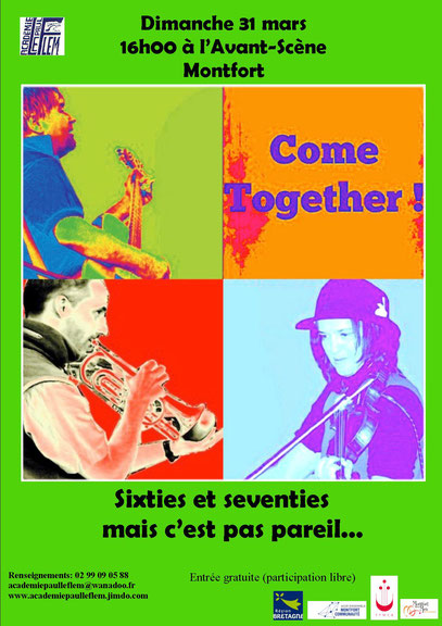 Concert Come together