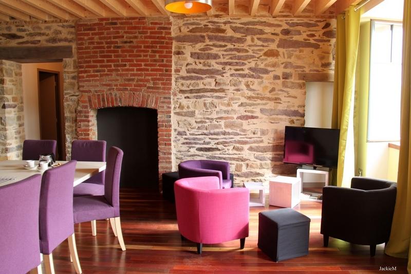 Domaine des Hayes - Gîte familial Léquinais - Maxent