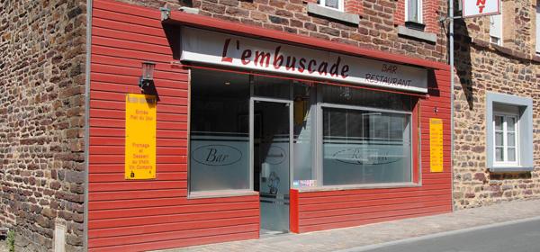 Restaurant L'Embuscade - Bréal-sous-Montfort